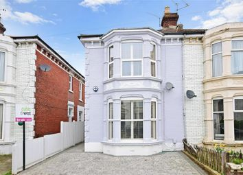 Thumbnail 3 bed semi-detached house for sale in Laburnum Grove, Portsmouth, Hampshire