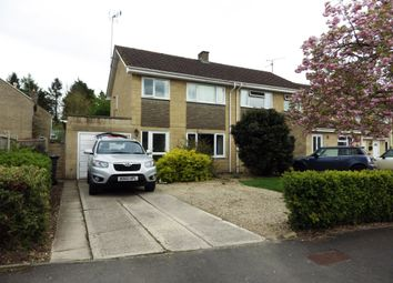 Thumbnail 3 bed semi-detached house to rent in Robert Franklin Way, South Cerney, Cirencester