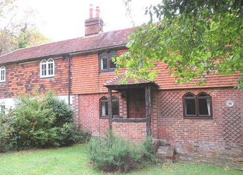 Thumbnail 3 bed cottage to rent in Pearsons Green Road, Brenchley, Tonbridge