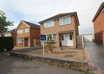 Thumbnail 3 bed detached house for sale in St. Philips Drive, Hasland, Chesterfield
