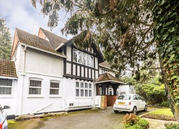 Thumbnail 1 bed flat to rent in Lovelace Road, Long Ditton, Surbiton