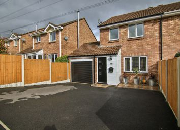 Thumbnail 2 bed semi-detached house for sale in Greystones Crescent, Mardy, Abergavenny