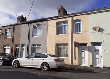 2 bed terraced house for sale in Seymour Street, Consett DH8