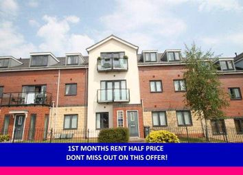 Thumbnail 2 bed flat to rent in Aqua Court, Rowley Regis, West Midlands