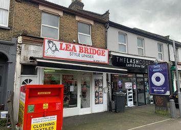 Retail premises to let in Lea Bridge Road, London E10