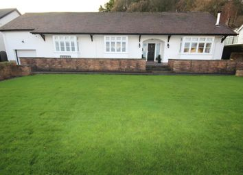 Thumbnail 4 bed detached bungalow for sale in Victoria Park, West End, Colwyn Bay