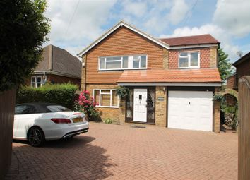 Thumbnail 4 bedroom detached house for sale in Hamilton Road, High Wycombe