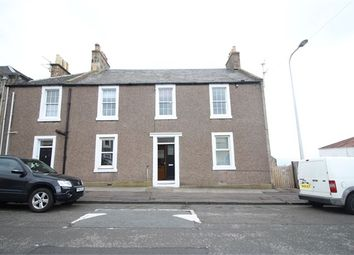 Thumbnail 3 bed flat for sale in Rossland Place, Kinghorn, Fife