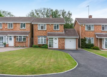 Thumbnail 3 bed detached house for sale in Shandon Close, Quinton, Birmingham