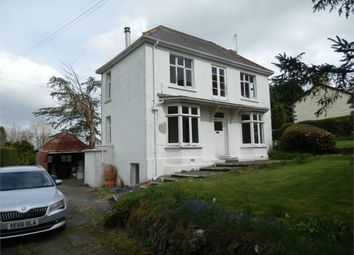 Thumbnail 4 bed detached house for sale in White Lodge, Mydroilyn, Nr. Aberaeron, Ceredigion