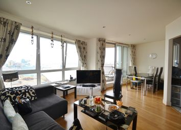 Thumbnail 2 bed flat to rent in Wards Wharf Approach, Royal Docks - Docklands