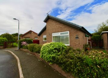 Thumbnail 3 bed detached bungalow for sale in Rhos Llwyn, Llangefni