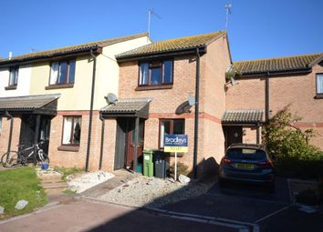 Thumbnail 2 bed terraced house to rent in Elm Court, Starcross, Exeter