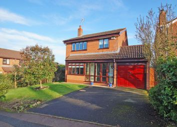 Thumbnail 4 bed detached house for sale in Grazing Lane, Redditch
