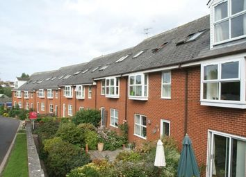 Thumbnail 2 bed flat for sale in Streamers Meadows, Honiton, Devon