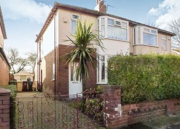 Thumbnail 3 bedroom semi-detached house for sale in Haynes Street, Morris Green, Bolton