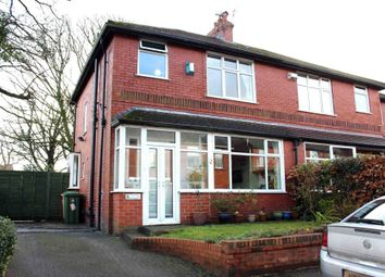 Thumbnail 3 bed semi-detached house for sale in Hexham Avenue, Bolton