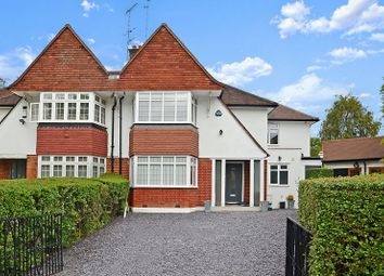Thumbnail 4 bed semi-detached house to rent in Harman Drive, London