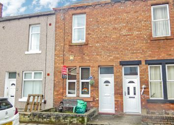 Thumbnail 2 bed terraced house for sale in 29 Priory Road, Carlisle, Cumbria