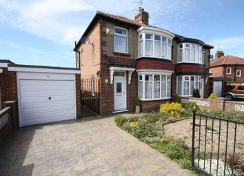 Thumbnail 3 bed semi-detached house to rent in Coronation Road, Loftus, Saltburn-By-The-Sea