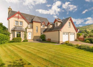 Thumbnail 4 bed detached house for sale in 2 The Green, Cardrona, Peebles