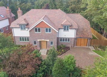Thumbnail 4 bed detached house for sale in Glendale Close, Harpenden, Herts