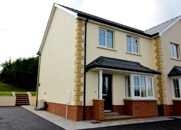 Thumbnail 3 bedroom semi-detached house for sale in Hazelwood, Llanybydder