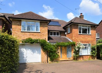 Thumbnail 4 bed property for sale in Marshalswick Lane, St.Albans