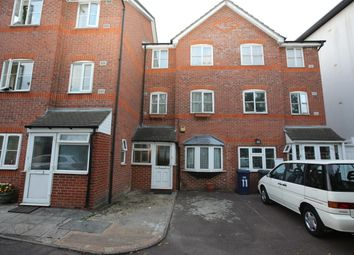 Thumbnail 4 bed terraced house to rent in Friern Barnet Road, London