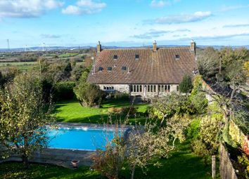 Thumbnail 5 bed detached house for sale in Old Manor Farm, Ingst Hill, Olveston, Bristol