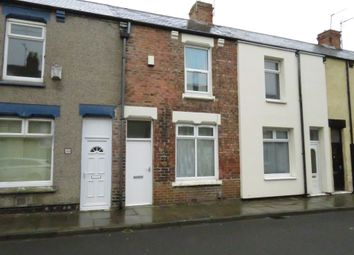 Thumbnail 1 bed terraced house for sale in Everett Street, Hartlepool