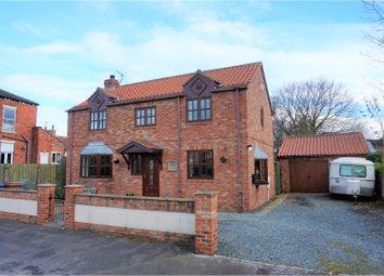 Thumbnail 3 bed detached house for sale in Station Road, Selby