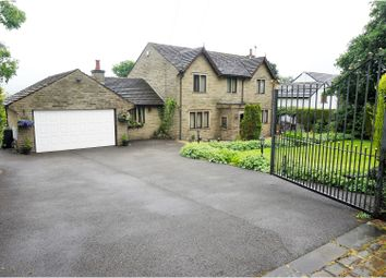 Thumbnail 4 bed detached house for sale in Hill Lane, Colne