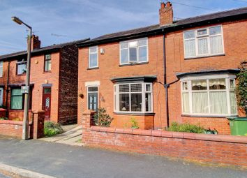Thumbnail 3 bedroom semi-detached house for sale in Torquay Grove, Stockport