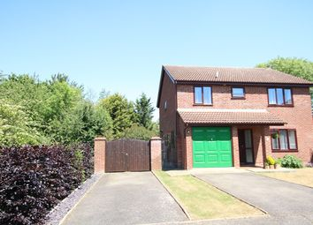 Thumbnail 4 bed detached house for sale in Limekiln Close, Claydon, Ipswich, Suffolk