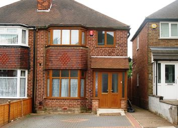 Thumbnail 3 bed semi-detached house for sale in Thetford Road, Great Barr