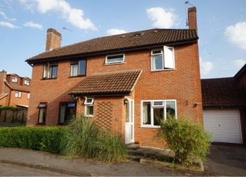 Thumbnail 3 bed semi-detached house for sale in Beverley Gardens, Swanmore