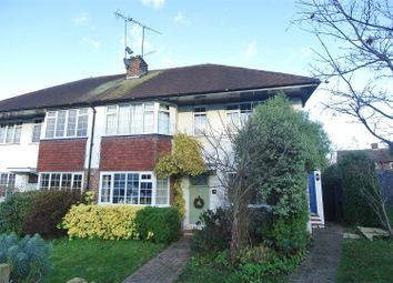 Thumbnail 2 bed maisonette for sale in Castleview Road, Weybridge
