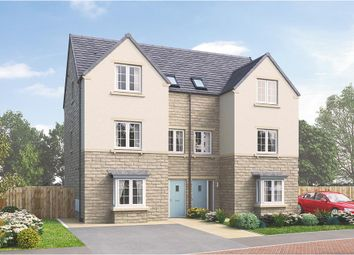 "Thumbnail 4 bed semi-detached house for sale in ""The Newbury"" at Sandhill Fold, Idle, Bradford"