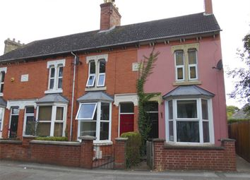 Thumbnail 2 bed terraced house to rent in Fletton Avenue, Peterborough, Cambridgeshire
