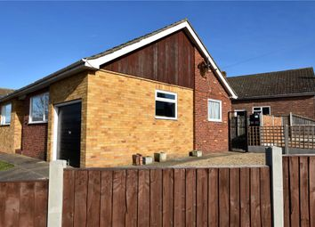 Thumbnail 2 bed bungalow for sale in Hazelwood Crescent, Little Clacton, Clacton-On-Sea