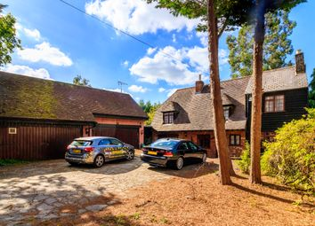 Thumbnail 5 bed detached house for sale in Wrotham Road, Meopham