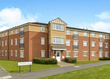 Thumbnail 2 bed flat for sale in Longleat Walk, Ingleby Barwick, Stockton-On-Tees