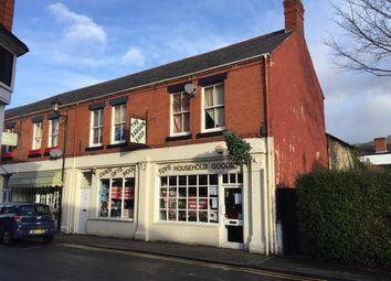 Thumbnail Retail premises to let in 5 Oak Street, Llangollen