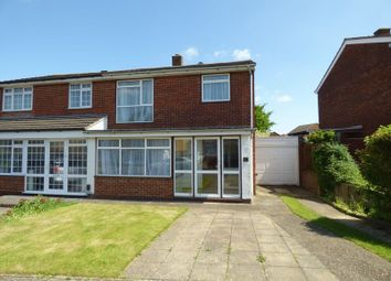 Thumbnail 3 bed semi-detached house for sale in Azalea Drive, Swanley