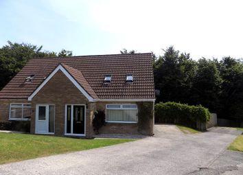 Thumbnail 3 bed bungalow for sale in Hunters Ridge, Brackla, Bridgend.