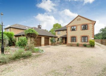 Thumbnail 5 bed detached house for sale in Paxton Hill, Great Paxton, St. Neots, Cambridgeshire
