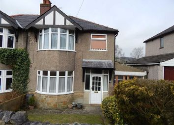 Thumbnail 3 bed semi-detached house for sale in Macclesfield Old Road, Buxton, Derbyshire