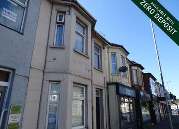 Thumbnail 1 bedroom flat to rent in Mount Pleasant, Malpas Road, Newport