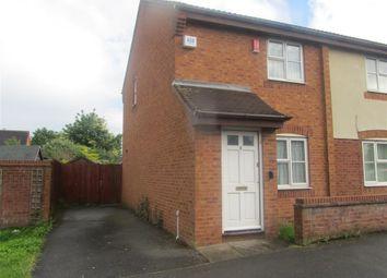 Thumbnail 2 bed property to rent in Welland Grove, Erdington, Birmingham